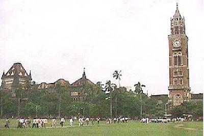 Rajabhai Tower Ground