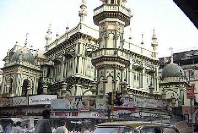 Mohammed Ali Road - Now