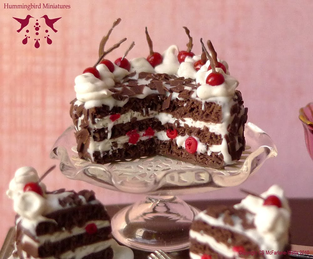 Black Forest Cake On Pinterest | Party Invitations Ideas