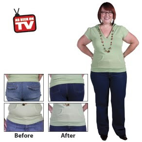 Slimming Jeans As Seen On Tv
