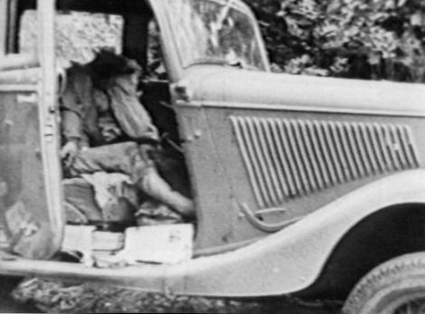 Actual Bonnie And Clyde Photos