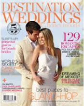 As Seen in Destination Weddings & Honeymoons Magazine!