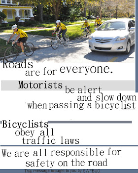 SWFBUD Bicycle Safety Poster