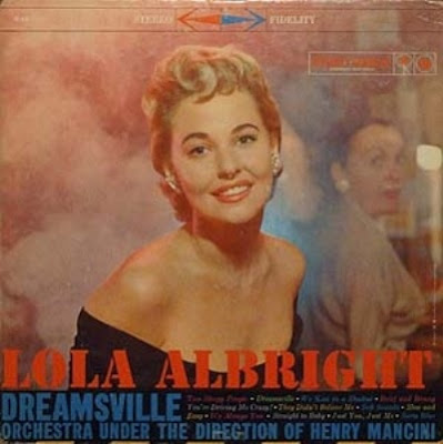Cover Album of LOLA ALBRIGHT - DREAMSVILLE (1959)