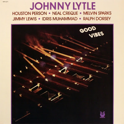 JOHNNY LYTLE - GOOD VIBES (1982)