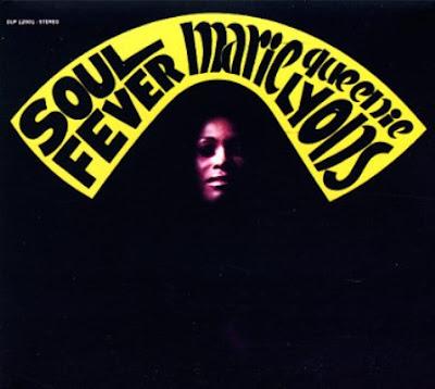 MARIE 'QUEENIE' LYONS - SOUL FEVER (1970)