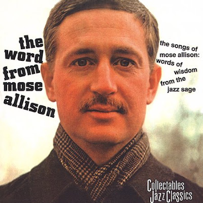 MOSE ALLISON - THE WORD OF MOSE ALLISON (1964)