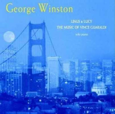 GEORGE WINSTON - LINUS & LUCY: THE MUSIC OF VINCENT GUARALDI (1996)