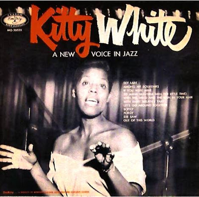 KITTY WHITE - A NEW VOICE IN JAZZ (2007)