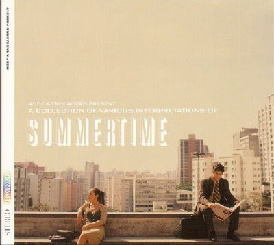 Cover Album of A COLLECTION OF VARIOUS INTERPRETATIONS OF SUMMERTIME (2003)
