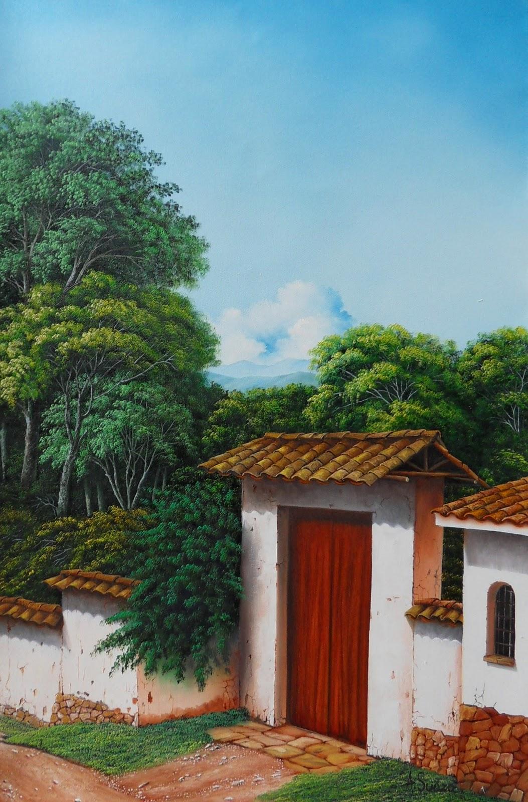 Los mejores pintores fot grafos y escultores de colombia for Puerta casa antigua