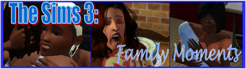 Sims 3: Family Moments