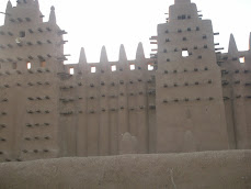 Moskeen i Djenné