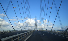 Pont de Normandie, January