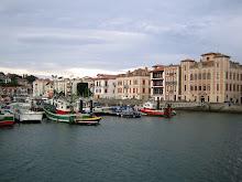 St Jean de Luz, harbor