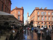 Toulouse, after a late September rain
