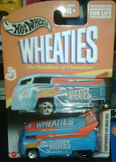 HW VW DRAGBUS WHEATIES