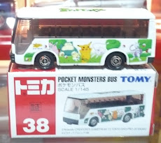 TOMICA POCKET MONSTER BUS(2006)