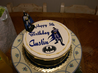 The Crawford Crew Happy 5th Birthday Austin
