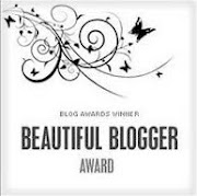 Beautiful Blogger Award From Design Ties