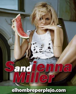 Sandienna Miller