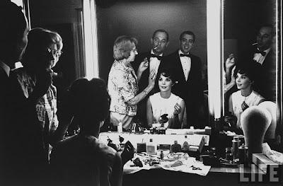 Natalie Wood en la galería 'Actrices frente al espejo' de elhombreperplejo.com