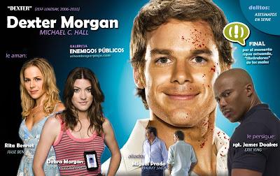 Dexter en 'Enemigos públicos' de elhombreperplejo.com