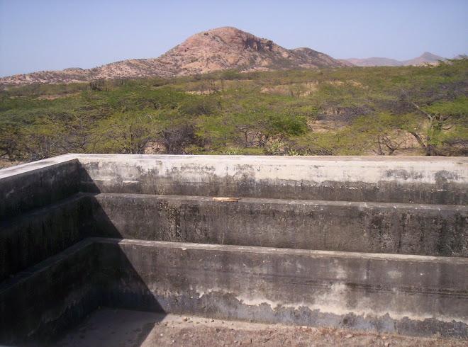 Abastecimiento de agua años 20 en Ipapure