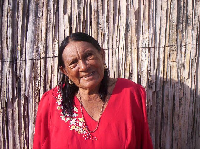 En Ipapure, la sonrisa dulce de la abuela materna