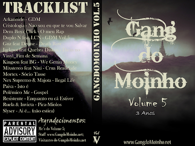 gang do moinho volume 5