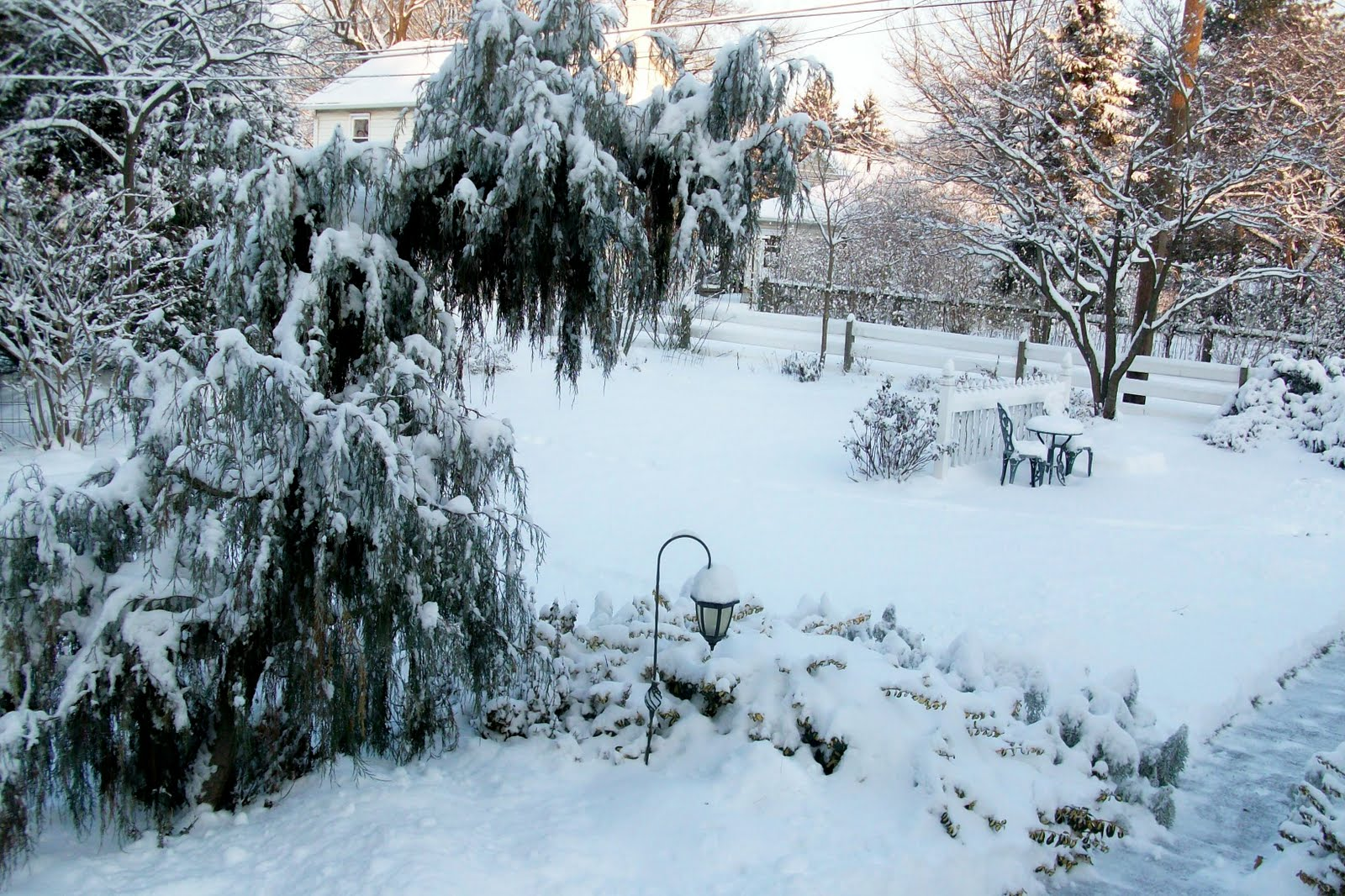 a garden in bethlehem pa i u0027ve been shoveling but it u0027s not dirt