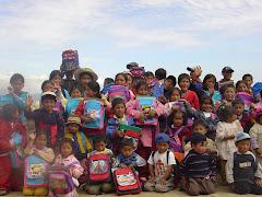 Comunidad: San Benito de Caráz
