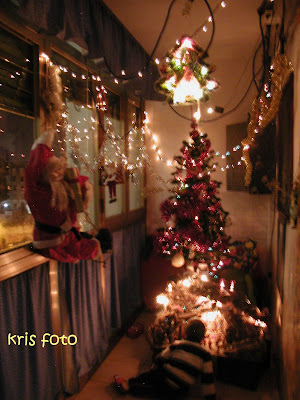 Naples et décembre Natale09+b