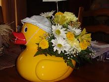 Ducky Flowers