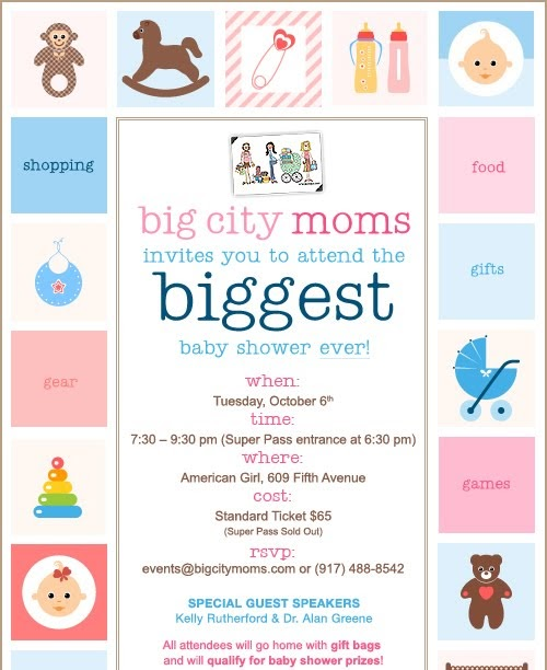life with pooka mama 39 s night out big city moms biggest baby shower