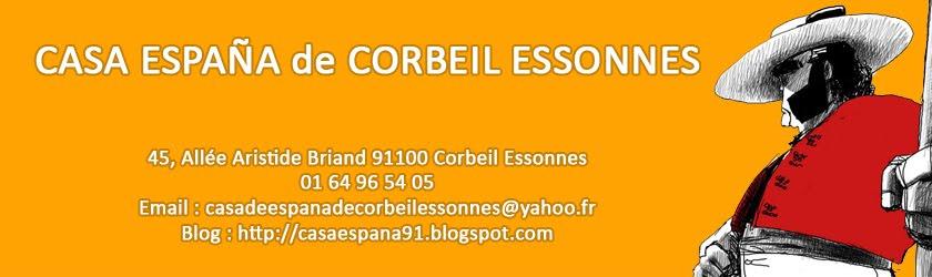 CASA ESPAÑA de CORBEIL 91
