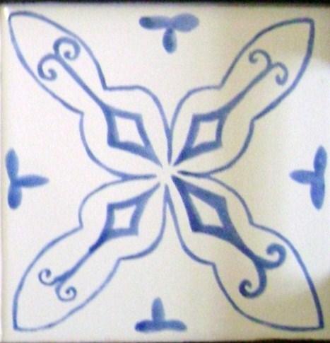 azulejado azulejos pintados a mano