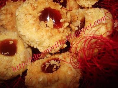 Mes passions cuisine et d co sabl la confiture for Amhaouch rachida la cuisine