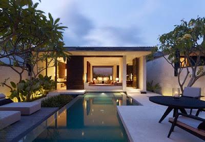 The novel generation of luxury resorts in Bali are ultra Beaches in Bali: Alila Villas Uluwatu Bali