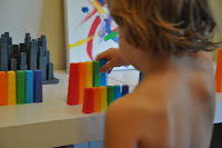 A Creative Mom Uses 36 Cube to Build Early Math Skills!