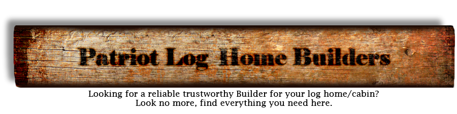 PATRIOT LOG  HOME BUILDERS