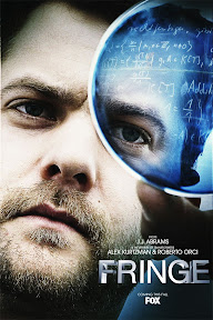 Fringe Posters Joshua Jackson as Peter Bishop