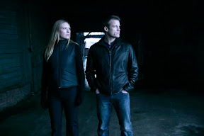 FRINGE: John Scott (Mark Valley, R) returns to Olivia (Anna Torv, L) during her dreamscape in the FRINGE episode The Transformation