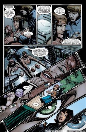 Fringe Comic #3, Page 3