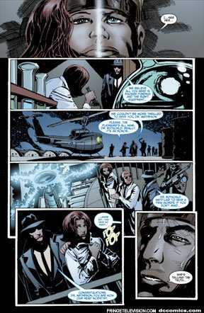 Fringe Comic #3, Page 4