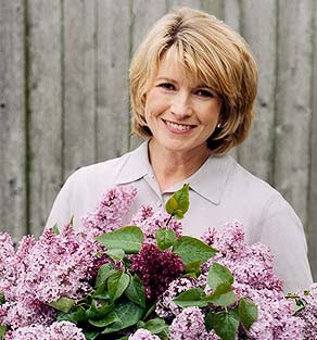 Our culture doesn't really celebrate the homemaking Summer-Wheat blonde, but Martha Stewart is their leader.