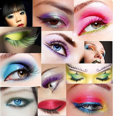 glamour makeup looks. read the makeup tutorials