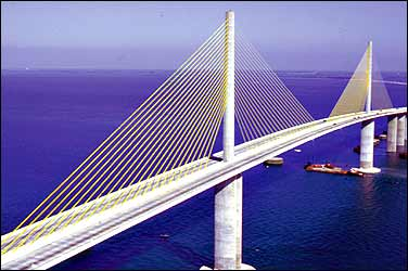 Bob Graham Sunshine Skyway Bridge
