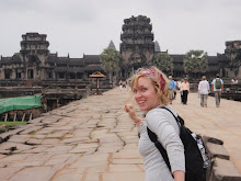 Jill on her trip