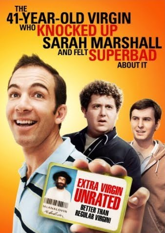 The 41 Year Old Virgin Who Knocked Up Sarah Marshall and Felt Superbad About It (Legendado)
